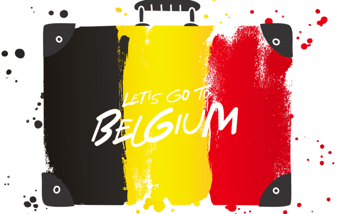 belgium taxi from airport